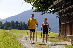 Haus Alpenstern - Nordic Walking